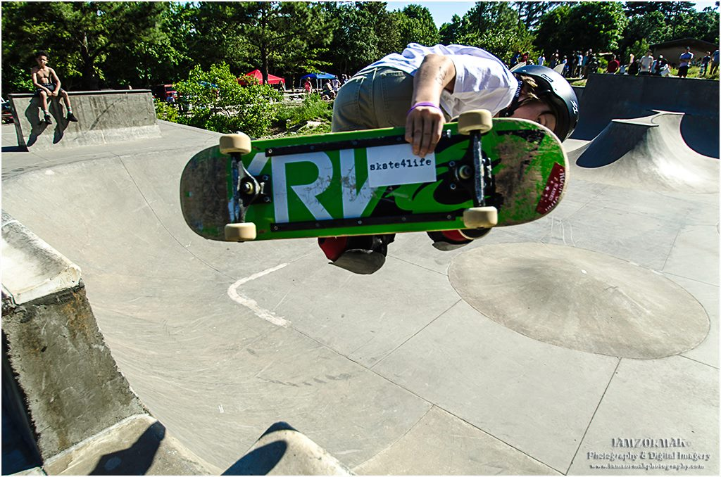 Skateboard Competition - Skate4Life